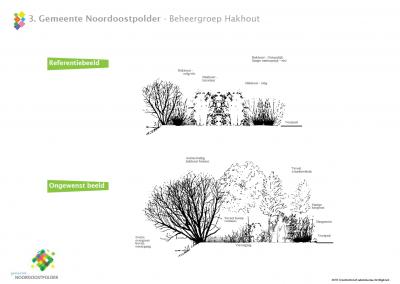 Dorpsbossen Gemeente Noordoostpolder